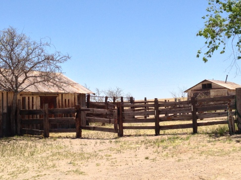 Historic Empire Ranch Arizona Part I