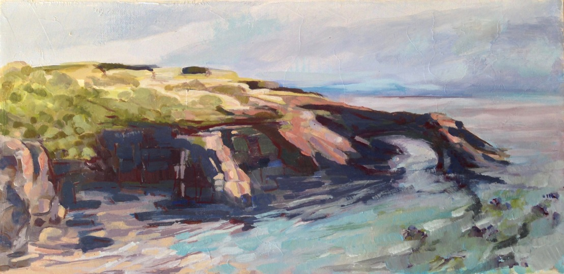 Headlands Plein Air