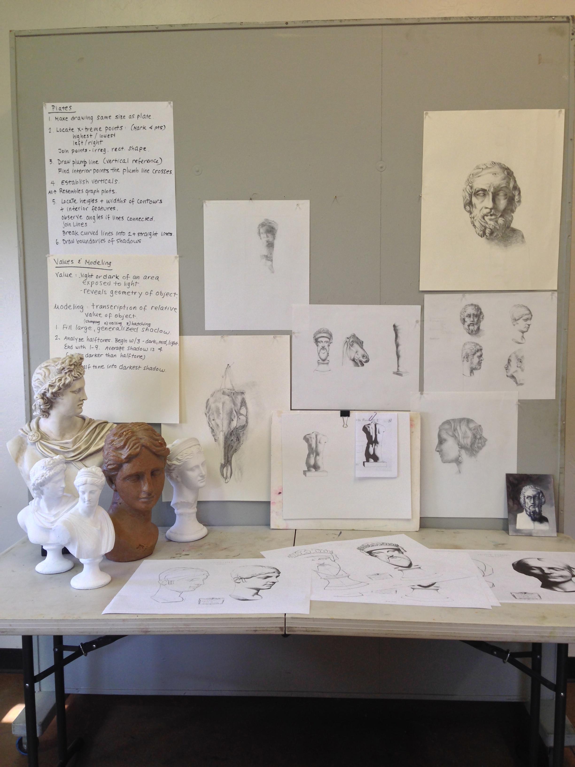 Events Classes – Tucson Classical Atelier