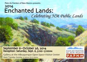 Contributed a pastel and an oil painting in this juried show, September & October 2014.